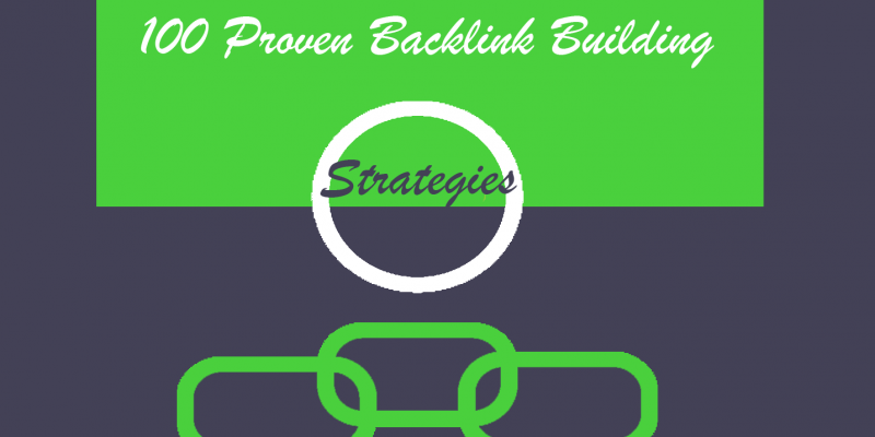 Link Building Techniques: 98 Link Building Strategies That Will Earn You High Quality Links
