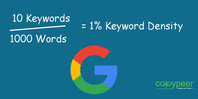 Does Keyword Density Matter Today For SEO
